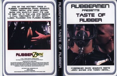 Taste of rubber