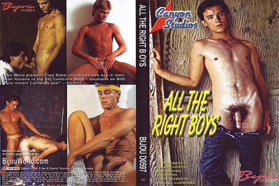 All The Right Boys  ( Bijou Pictures )