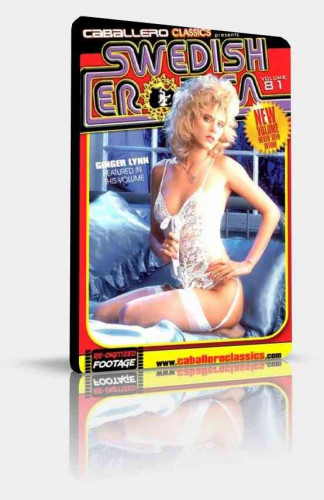 Swedish Erotica №81 - Ginger Lynn