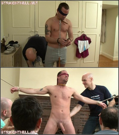 Danny1-l - Dirty plumber secretly sniffs panties, and has to be punished