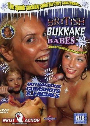 British Bukkake Babes 4