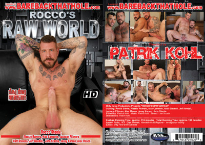 Rocco's Raw World HD (2015)