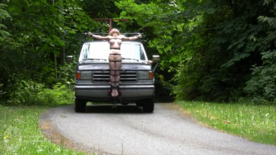 Naked Hood Ornament - Eden Wells