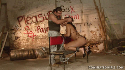 Domination Victim On Slave Auction – Kyra