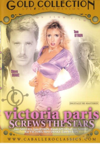 Victoria Paris - Screws The Stars (Compilation, Caballero Home Video)