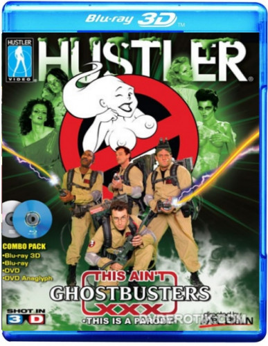 This Aint Ghostbusters XXX 3D