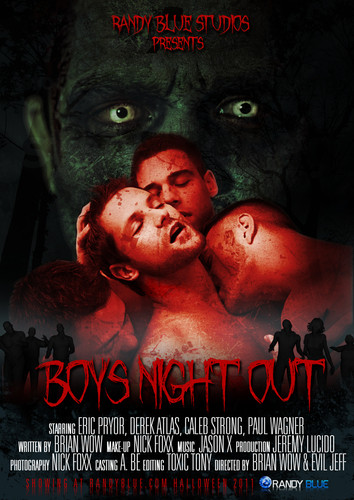 Randy Blue - Boys Night Out - Eric Pryor, Caleb Strong, Derek Atlas & Paul Wagner