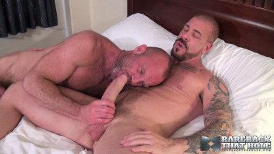 Rocco Steele & Chad Brock