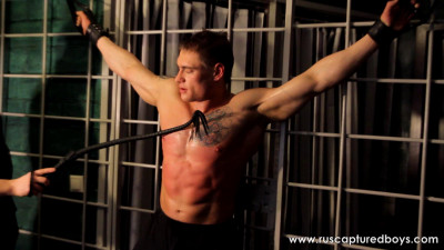 RusCapturedBoys - Bodybuilder Vasily in Jail - Part II