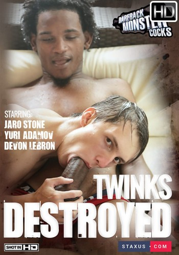 Twink Destroyed (tight, rimming, stretch)...