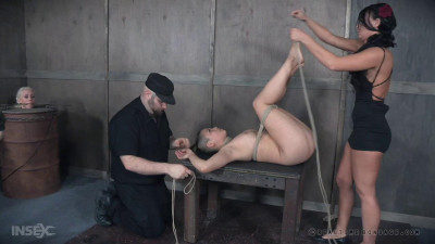 Pushed, Pinned, Pounded Part 2
