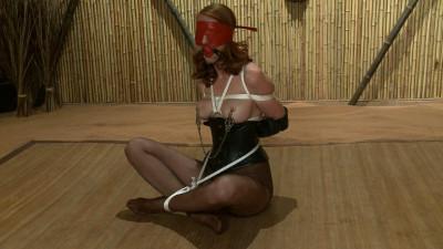 February 2, 2013  White Rope Bondage-0494   Kendra James