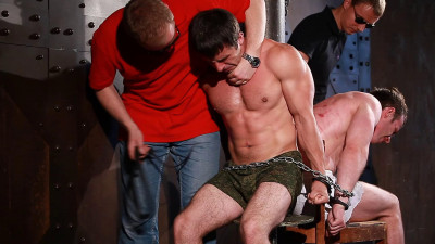 Trap for Escaped Captives 4 cudgel gay austin room.