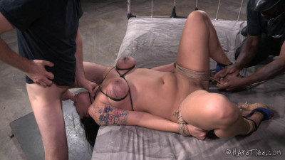 Hardtied - Aug 19, 2015 - Wet Dreams - Kimmy Lee - Jack Hammer - Maestro