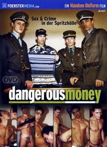 Mandom - Dangerous Money , gay cum eating movie.