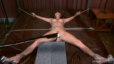 Ropes Tightly Orgasmic Oblivion (Melissa Jacobs) CumBots