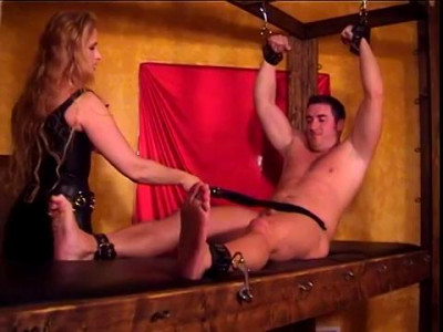 Submit to Mistress Amberle Scene 4
