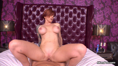 Taryn - Tattooed bisexual swinger Milf (2016)
