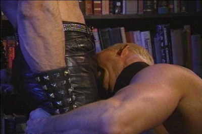 Leather sensations #5