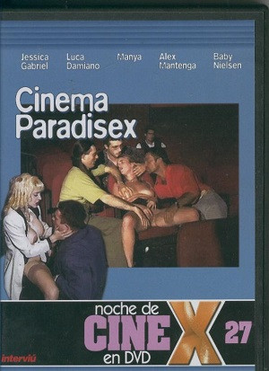 Cinema Paradisex (1994) (Luca Damiano, Solved, Alpha France)