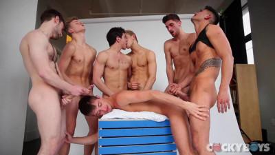Description Boys to Adore Galore