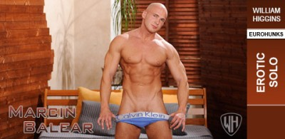 WHiggins — Marcin Balear — Erotic Solo — 17-10-2013