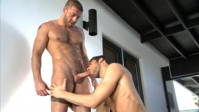 Dario Beck and Hunter Marx - Impulse Scene 3