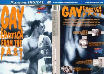 Gay Erotica from the Past Vol.1 (Retro, 1946!!)