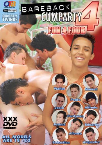 Bareback Cumparty 4 - Fun 4 Four