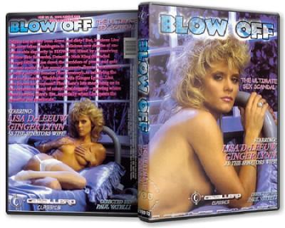 Blow Off (1987) (Peter Moss, Caballero Home Video)