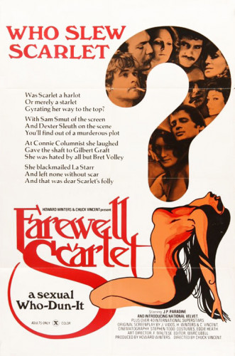 Farewell Scarlet (1975)