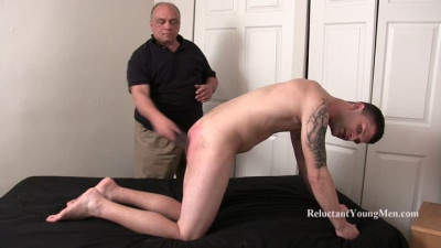 ReluctantYoungM — Mac Gets the Belt and Strap