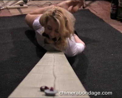Ariel Lifts Her Skirt And Hand Spanks Her Own Bottom… (2013)