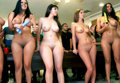Big pornstar party in the dorms