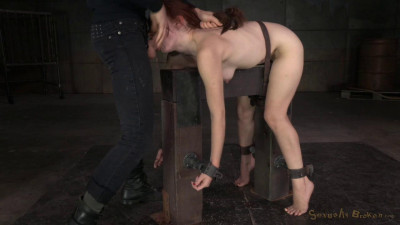Utterly destroyed by hard cock!