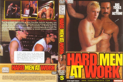 Bareback Hard Men At Work (1983) - Steve Collins, Paul Howell, Mike DeMarko