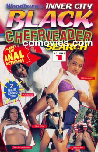 Black Cheerleader Search #1