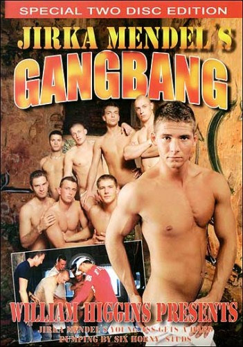 Jirka Mendel's Gangbang (2007/ )