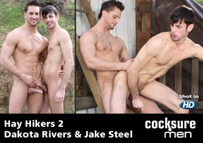 Hay Hikers 2 with Dakota Rivers and Jake Steel
