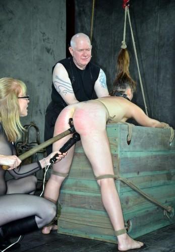 BDSM spa party
