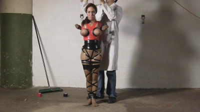 Superheroines Revenge Gone Awry - Hosed, Taped, and Mummified - Part 1