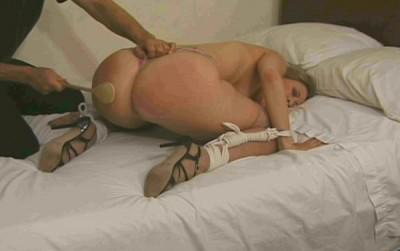 Sexy Bondage Virgin Julie