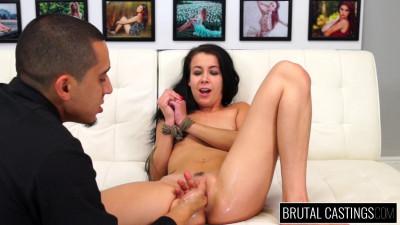Alaina Kristar – Brutal Casting (2015)