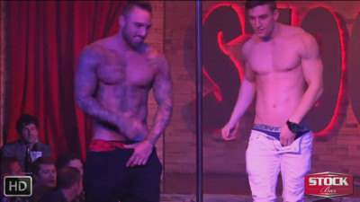 Stockbar #1617 - Jake & Thomas - Shower 23-04-2016