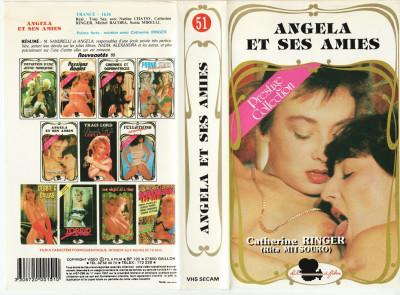 Angela et ses amies