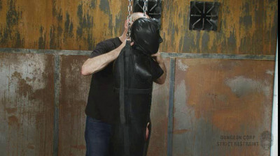 SI - Sandy Skarsgard - Suspended Leather Torment Part 1