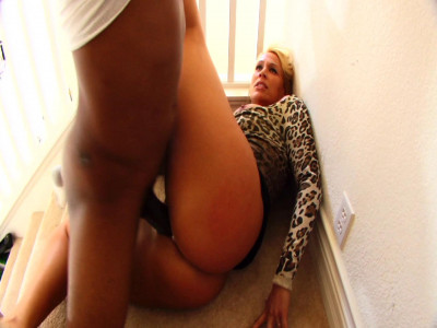 Gorgeous MILF housewife nailed hard
