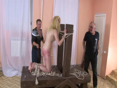 Punishment Of Street Girls # 2 - Russian-Discipline