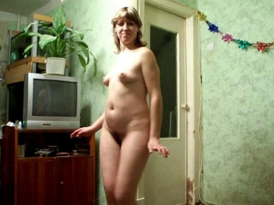 Red Lingerie Wife Strip Dance