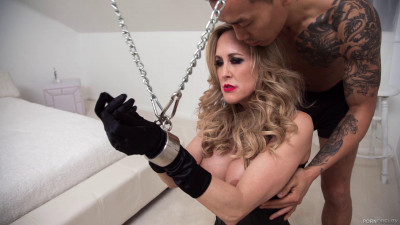 Porn With The Mature Beauty Of Brandi Love In Chains